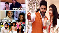 Netizens ask Abhishek Bachchan to take a stand for his wife Aishwarya Rai Bachchan in Vivek Oberoi meme controversy