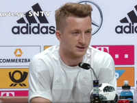 Reus reflects on Germany's win over Sweden