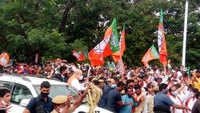 Why BJP is making a big push for GHMC polls