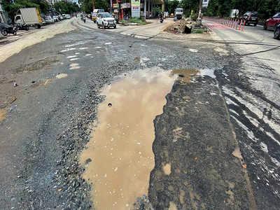 BBMP's pothole panacea: An app to fill the gaps