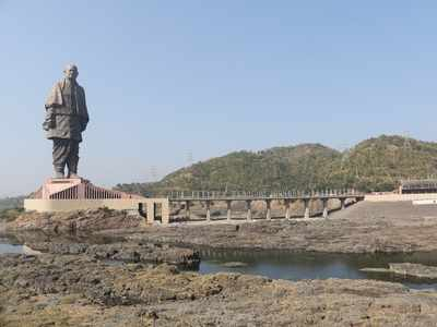 World-class zoo at Statue of Unity