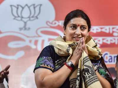 Amethi district president Yogendra Mishra resigns, alleges use of muscle and money power by Smriti Irani