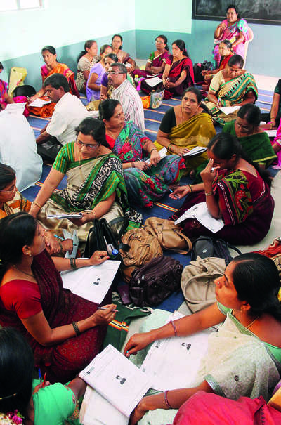 TISS has a proposal to strengthen state's teacher training programme