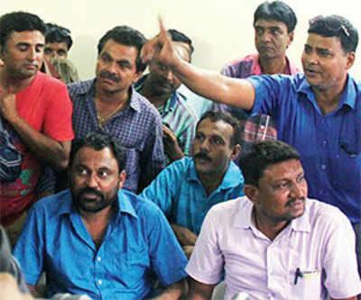Division in Patidar leadership shows