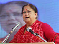 Rajasthan assembly elections: Raje faces the test today