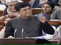 Union Budget 2019: Piyush Goyal takes a dig at opposition with his 'neeyat saaf hai' remark