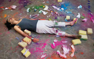 What you see when you see: Performance Art: The unpredictable act of surprises