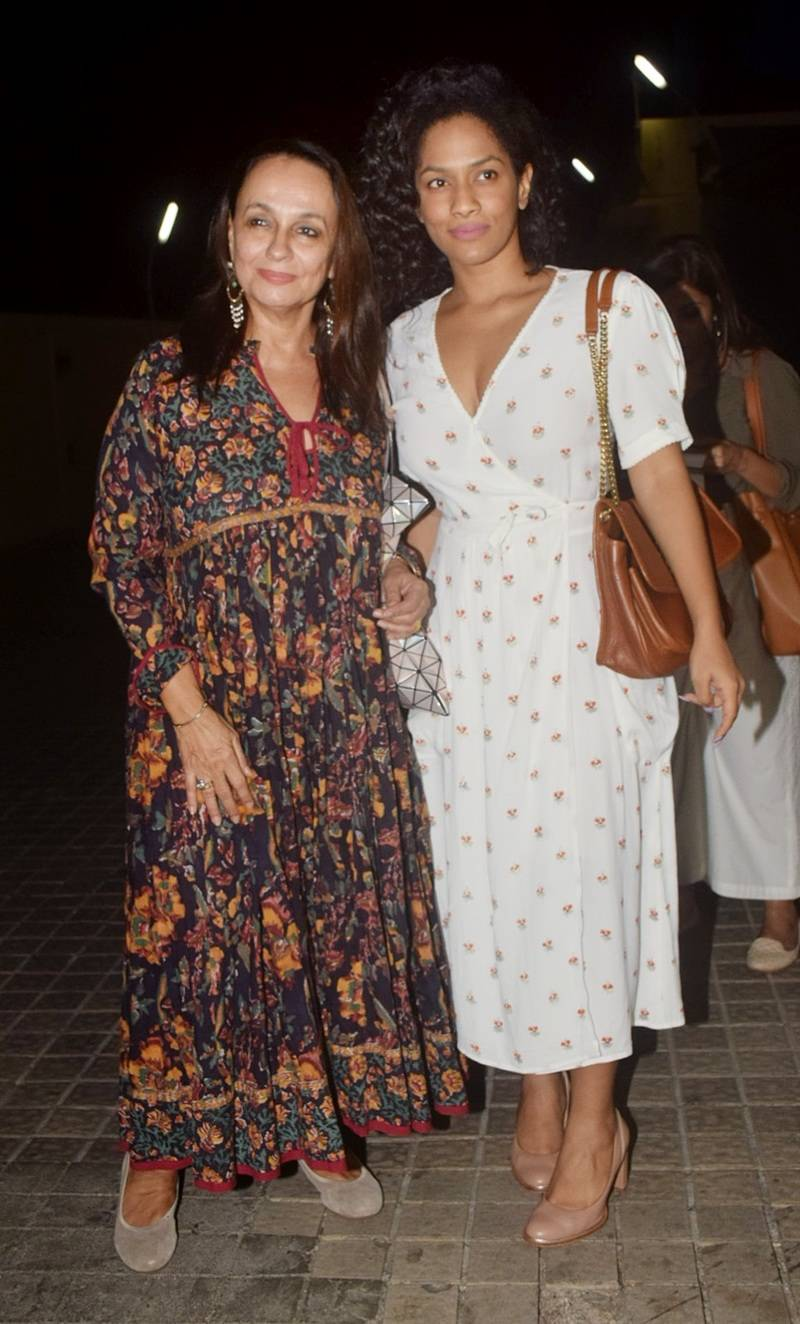 In pics: Bollywood celebs attend Badhaai Ho special screening at Juhu