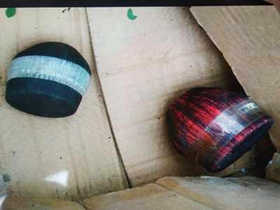Karnataka: 2 live bombs recovered from storm water drain in Ramanagara