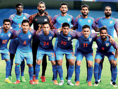 India grouped with Oman, Bangladesh and Afghanistan for 2022 FIFA World Cup