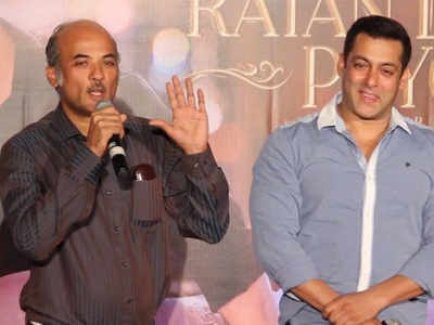 Sooraj Barjatya to team up with Salman Khan for his next