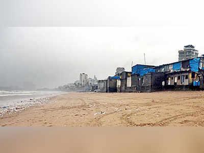 Versova beach facelift deferred