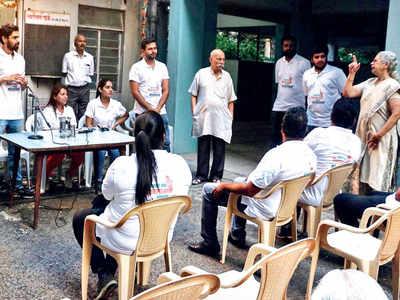 Marathi film actors bat for the cause of voting