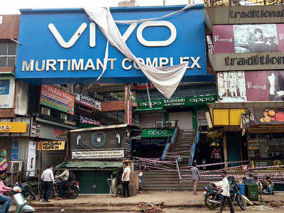 Rules flouted, AMC seals Relief Road's Murtimant Complex