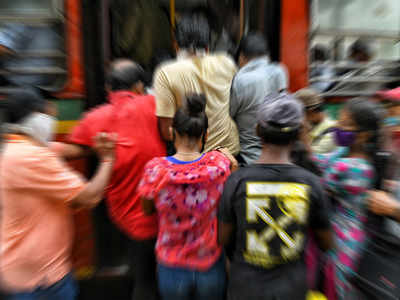 Private bus commuters paying up to Rs 500 a day