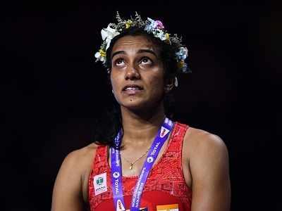 Badminton: PV Sindhu loses final yet again, Carolina Marin wins record third World Championships trophy