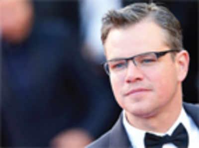Scott made The Martian really easy: Matt Damon