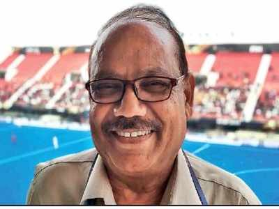 Statistician BG Joshi has maintained hockey records for over 4 decades