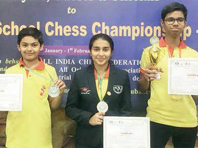 National School Chess Championship: Gujarati players shine with impressive wins