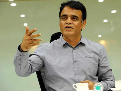 Karnataka Deputy Chief Minister CN Ashwathnarayan launches disinfectant drones