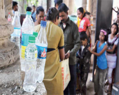 Bottle manufacturers have to set up recycling plants