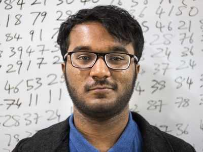 Hyderabad: 20-year-old youth wins world's fastest human calculator title
