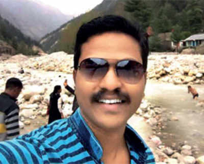 Constable, training to become a sub-inspector, dies in an accident