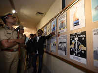 Photo exhibition on road safety inaugurated in Pune