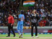 India lose 3rd T20I by 4 runs, NZ win series 2-1