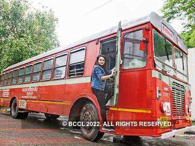 Battling stereotypes, 24-year-old Mumbai girl is in the BEST driver's seat
