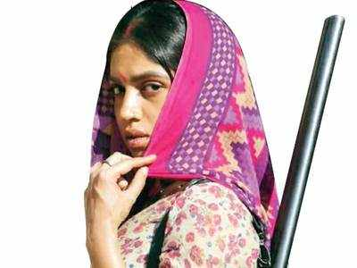 Bhumi Pednekar goes from making rotis to milking cows