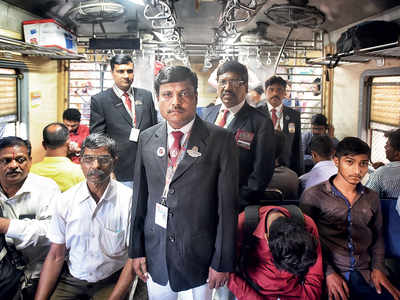 India's TC no. 1: Four Ticket checkers with the CR collected over Rs 1 crore each in fines from ticketless passengers in 2019