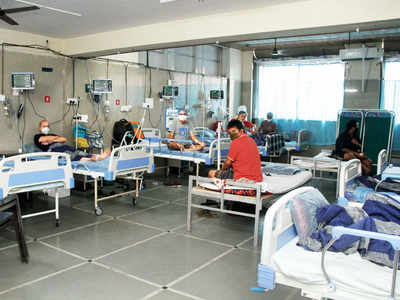 15 Covid centres shut this week in 5 municipal areas