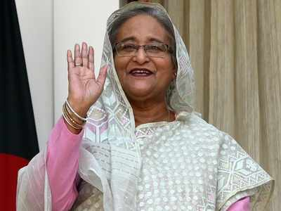 India vs Bangladesh: Sheikh Hasina to watch historic  day-night Test in Kolkata with Mamata Banerjee