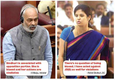 Karnataka Elections 2018: Argument continues...