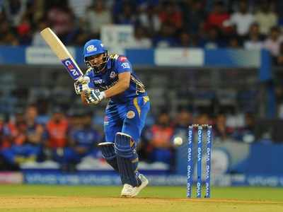 It's all about the pitch and conditions for Mumbai Indians skipper Rohit Sharma