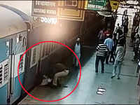 Bengaluru: Alert RPF constable saves life of 55 year old passenger