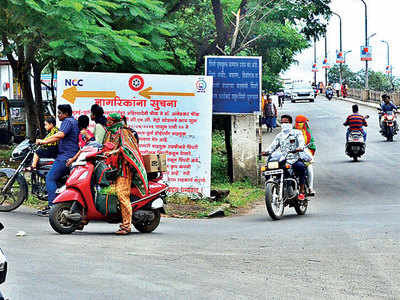 Pune among top 5 traffic violators