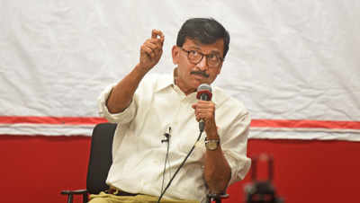 Shiv Sena-led coalition government too strong to be affected by allegations: Sanjay Raut