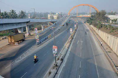 Bengaluru-Mysuru Road project launch today