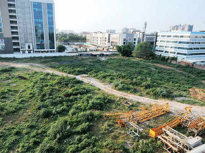 Costliest land deal inked on Sindhu Bhawan Road