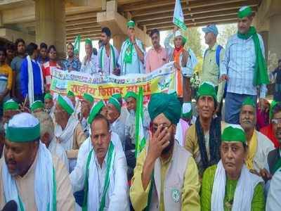 Farmers protest Bharat Bandh live updates: Protesters block road in Muzaffarnagar; stage protest in Mathura