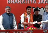 LS Elections 2019: Former Cricketer Gautam Gambhir joins BJP, may contest elections