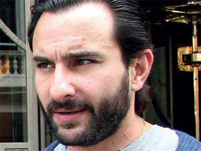 Saif Ali Khan believes he will be a better actor in English