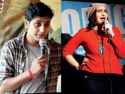 Stand up comedians from J&K talks about the struggles with a humorous touch