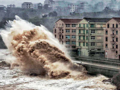 China on alert for super typhoon