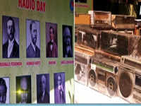 World Radio Day 2019: Rare radios exhibited in Coimbatore, more than 170 varieties displayed