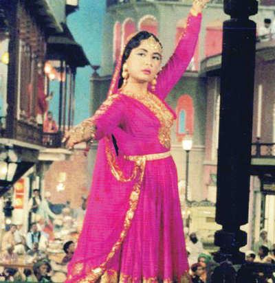 Meena Kumari back on screen