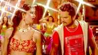 Watch: Khesari Lal Yadav and Kalpana's hit Bhojpuri song 'Saqi Sharab Pi Ke' from 'Sajan Chale Sasural 2'