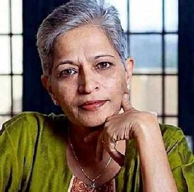 Gauri Lankesh shot dead outside Bengaluru home LIVE updates: Gauri Lankesh laid to rest with state honours